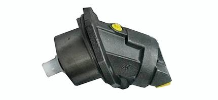 斜轴式柱塞泵的排量受什么影响